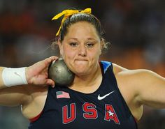 In 2011, Jillian Camarena-Williams became the first American woman to win a shot-put medal at the World Championships by finishing third. She'll be trying to win the USA's first women's shot put medal since 1960.