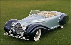 Une des Talbot-Lago les plus célèbres de l'histoire est peut-être celle…