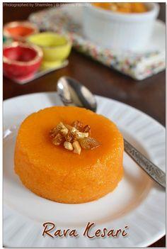 Rava Kesari - Kesari Recipe | Easy Sweets
