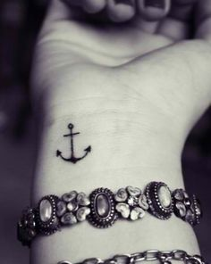 50+ Cute Small Tattoos | Cuded | Look around!