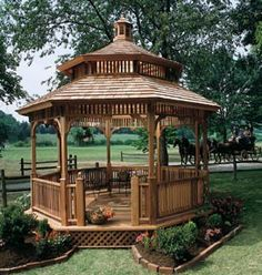 Do you want an oasis in your backyard? Here are 22 free DIY gazebo plans and some ideas to build the most beautiful gazebo. (PDFs and videos available)