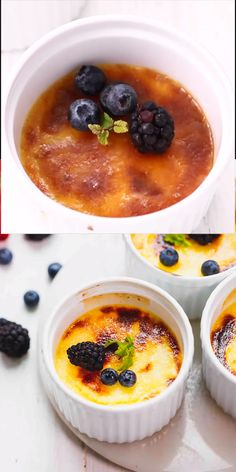 Keto Creme Brulee A healthier spin on a very popular dessert, this low-carb creme brulee is creamy and decadent, but sugar free. Smooth custard underneath crunchy caramelized top, makes a dreamy dessert, ready in 40 minutes with just 4 ingredients. Keto Desserts, Keto Snacks, Low Carb Keto, Low Carb Recipes, Cooking Recipes, Healthy Recipes, Brulee Recipe, Comida Keto, Summer Dessert Recipes