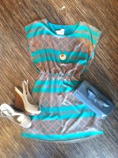 <3. perfect summer outfit!love the dress and the accessories!