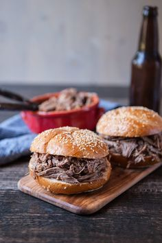 Perfect and delicious pulled pork every time.