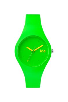 Need a beautiful watch? Look at ICE ola - Neon Green . Shop it for 79€ or £61 on Ice-Watch Official Webstore: https://www.ice-watch.com/be-en/ice/ice-ola-p-26725.htm?coul_att_detailID=259&utm_source=SOC_Pinterest&utm_medium=Post&utm_content=Product&utm_campaign=2015-11-12_Product-Pinterest-ALL_ALL