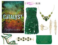 Book Look: Catalyst by Lydia Kang! @penguinbooksusa  http://myfashionobsessedlookbook.com/book-look-78-catalyst-lydia-kang/