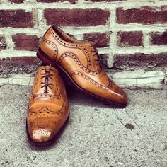 Barker Black - love these shoes