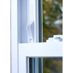 (1) Cresci Products Window Wedge (2 Per Pack) WHITE color, (baby proofing, baby safety, safety, window lock, window stopper, faulty, child safety, window locks, false sense of security, baby-proofing)