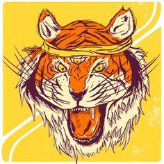 PIXELATIONS 2017 | 12 AÑOS | GUERREROS DEL HACER. 6-7-8 OCTUBRE- ROSARIO-ARG  Un guerrero es un intrépido. Es quien cuestiona lo establecido, sos vos, soy yo, somos todos los que amamos lo que hacemos y luchamos por hacer lo que amamos.  Este es nuestro tigre, el guerrero que nos representa. Gracias Garavato - Colombia por comprender y representar con tanta exactitud el concepto de la décimo segunda edición de Pixelations.