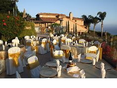 """Malibu Villa Skyletta. """"In my dreams"""" wedding venue."""