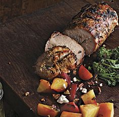 Tuscan-Style Roast Pork with Rosemary, Sage, and Garlic