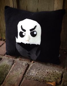 Hey, I found this really awesome Etsy listing at https://www.etsy.com/listing/163919225/cuddly-harry-potter-pillow-severus-snape