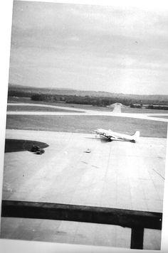 Dad, USAAF, 1946