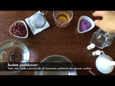 Home-Made.Cz: Domácí šípkový sirup (aka Wobenzym který vám roste za barákem) Homemade, Desserts, Diy, Food, Youtube, Recipe, Syrup, Tailgate Desserts, Deserts