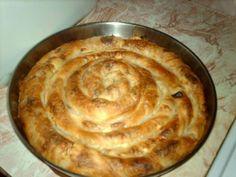 Дырпана баница /болгарская кухня/