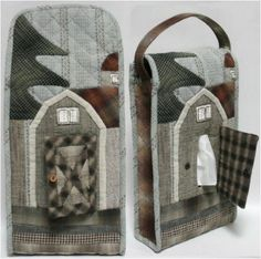 idea para porta-pañuelos