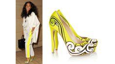 Celeb Fashion Finds: Pumps, Sandals and Accessories | Jada Pinkett-Smith