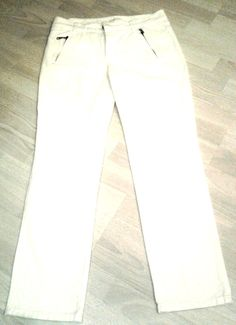 Mac Jeans Damen Hose Gr. S weiß