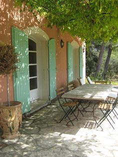 House in Roussillon, Provence