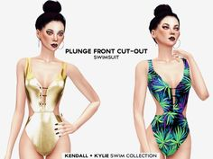 itsleeloo's Kendall + Kylie Swimsuit Collection