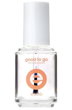 Free shipping and returns on Essie  'Good To Go!' Top Coat at Nordstrom.com. essie®'s fastest-drying top coat. Ensures a chip-resistant, non-yellowing, high-gloss shine.