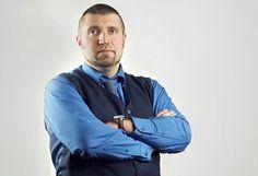 """Дмитрий Потапенко - предприниматель, """"хирург российского бизнеса""""."""