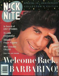 Nick at Nite Magazine ..Sold!