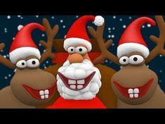 Auguri di buon natale e felice anno nuovo - Canzoni per bambini e bimbi piccoli - YouTube