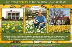 Visit the Garden Home during Daffodil Days