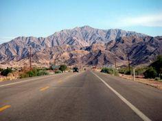On Highway Mex 5, south of Mexicali, on the way to San Felipe. Baja California, Mexico. http://bajabybus.com/blog/item/20-san-felipe
