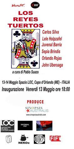 Inaugurazione mostra fotografica //Los Reyes Tuertos// Spazio LOC | Capo d'Orlando