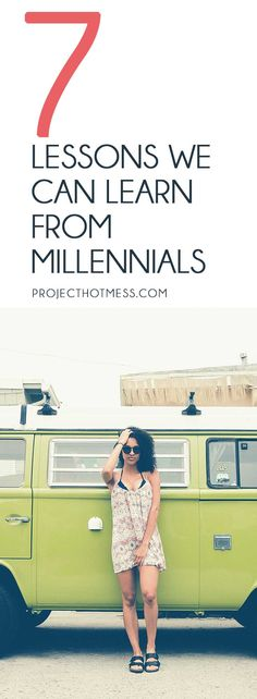 Millennials are often branded the 'lazy' generation but there are so many lessons we can learn from Millennials - some of them might surprise you. They are more purpose driven and perhaps just misunderstood... Millennials | Life Lessons | Generation X | Generation Y | Self Confidence | Happiness