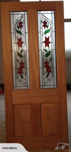 Triple glazed leadlight door 20015 trade me doors for Triple glazed doors