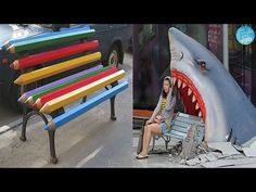 Most Creative Benches And Seats Ever