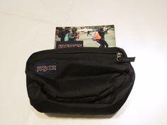 Jansport camo camouflage Fanny pack waist bag travel fifth avenue black 150CU  #JanSport #FannyWaistPack