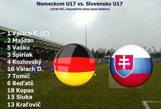 Slovensko U17