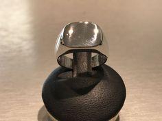 Anello Chevalier Mignolo Arg 925 Scudo Rettangolare 9,4mmX11,3  Lucido Misura 7 | eBay