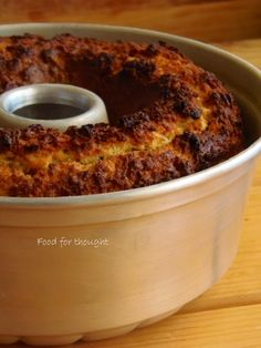 Greek Sweets, Light Cakes, Cocoa Nibs, Just Cakes, Candy Shop, Greek Recipes, Macaroni And Cheese, Deserts, Cooking Recipes