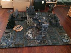 City of Death, warhammer 40k
