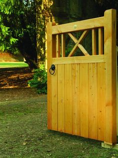 Buxton Wooden Garden Gate - Buy Online - Garden Gate Sale