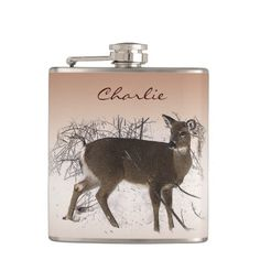 Deer in Snow Hip Flask we are given they also recommend where is the best to buyHow to Deer in Snow Hip Flask today easy to Shops & Purchase Online - transferred directly secure and trusted checkout. Cool Flasks, Shopping Sites, Deer, Unique Gifts, Snow, Easy, Prints, Handmade, Money