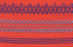 Kuvahaun tulos haulle vohvelipujotus malleja Beaded Embroidery, Cross Stitch Embroidery, Swedish Weaving, Textile Fabrics, Crafts To Do, Little Ones, Needlework, Teaching, Finland