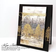"Stampin Artfully: Foolproof ""Watercolor"""