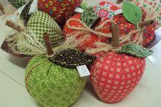 As Costurinhas da Nina : Maçãs, muitas maçãs...