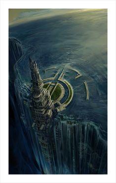 Bastion (Joshua James Shaw; Water Fall Tower)