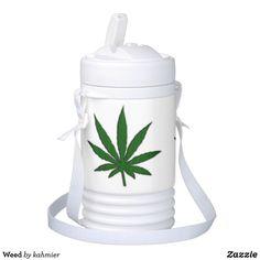 Weed Beverage Cooler