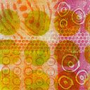 Fabric Experi'prints' by Joan Bess! - Gelli Arts - Picasa Web Albums