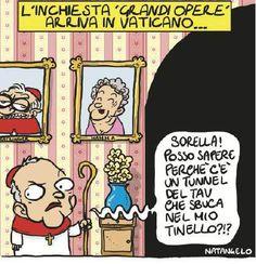 Informazione Contro!: Grandi opere in Vaticano