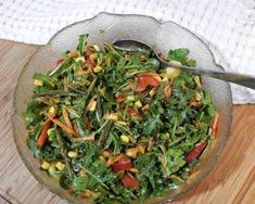Η Σαλάτα του Περιπατητή συνταγή από Athina - Cookpad Seaweed Salad, Sprouts, Green Beans, Cabbage, Vegetables, Ethnic Recipes, Food, Essen, Cabbages