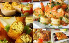 Entrées pour ramadhan 2013 (brick, bourek, maakouda, crevettes sautees etc...)